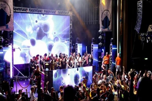 Destination clubbing - Groove Cruise Croisière Groove Cruise Miami Etats-Unis