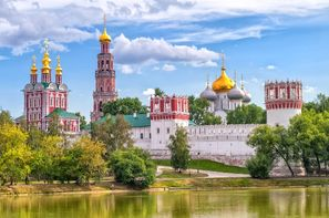 Russie-Moscou, Croisière De Moscou à Saint Pétersbourg ou Vice Versa