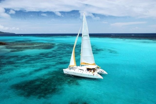 Martinique : Croisière Grenadines