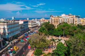 Cuba-La Havane, Hôtel Inglaterra 4*