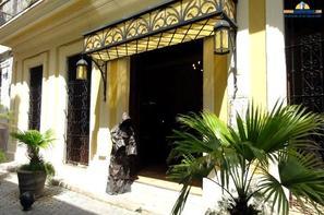 Cuba-La Havane, Hôtel Los Frailes 3*