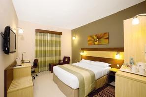 Dubai et les Emirats-Dubai, Hôtel Citymax Sharjah 3*