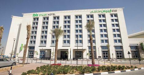 Dubai et les Emirats-Dubai, Hôtel Ibis Styles Dragon Mart 3*