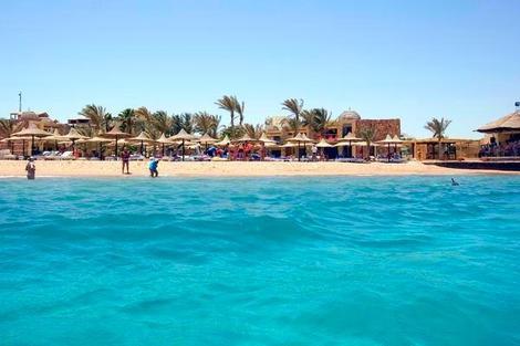 Egypte-Hurghada, Hôtel Jewels Sahara Resort 3*