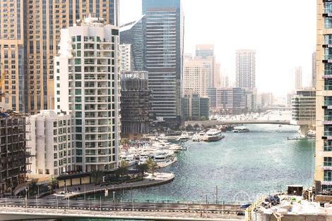 Hôtel Dream Inn Dubai Marina Park Island Dubai et les Emirats Emirats arabes unis