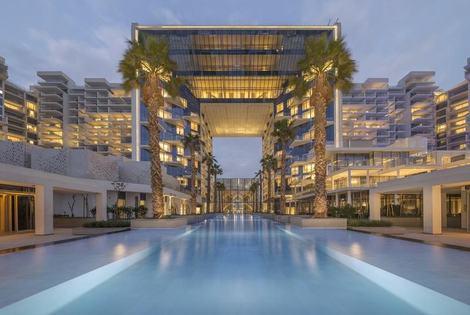 Hôtel Five Palm Jumeirah Dubai Dubai et les Emirats Emirats arabes unis