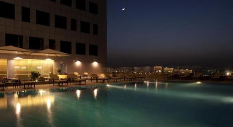 Hôtel Fraser Suites Dubai et les Emirats Emirats arabes unis