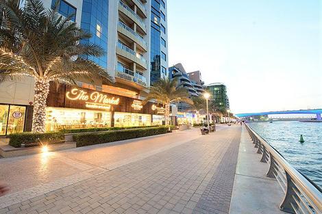 Hôtel Pearl Marina Hotel Apartment Dubai et les Emirats Emirats arabes unis