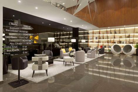 Hôtel Tryp By Wyndham Dubai Dubai et les Emirats Emirats arabes unis