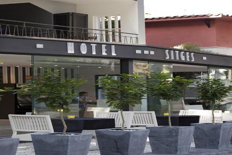 Hôtel Sitges Costa Brava Espagne