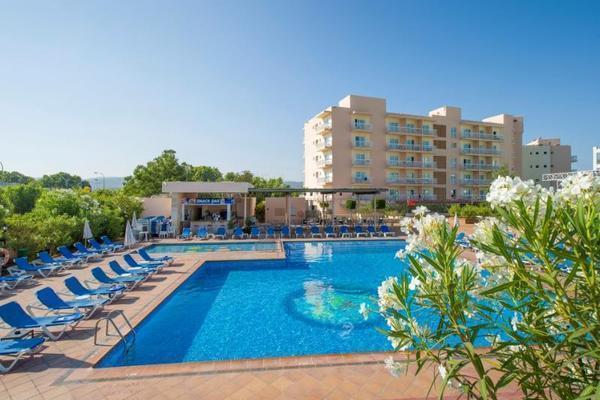 Hotel Invisa Es Pla3* Ibiza Ibiza