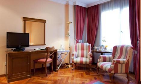 Espagne : Hôtel Don Pio