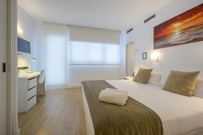 Espagne-Madrid, Hôtel Neomagna Madrid 3*