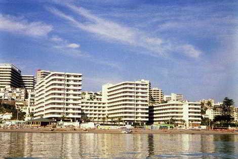 Hôtel Bajondillo Malaga Andalousie