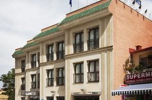 Espagne-Malaga, Hôtel Fénix Torremolinos 4*