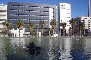 Espagne-Malaga, Hôtel Vincci Malaga 4*