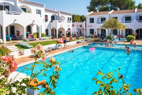 Hôtel Playa Parc Minorque Baleares