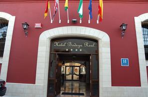 Hôtel Bodega Real