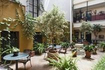 Espagne-Seville, Hôtel Cervantes 4*