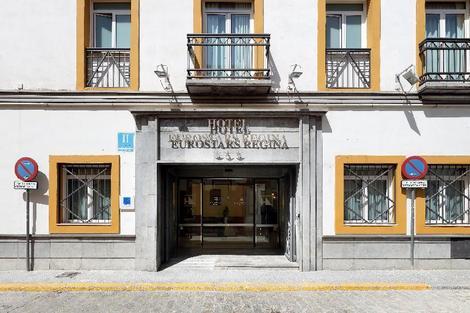 Hôtel Eurostars Regina Seville Andalousie