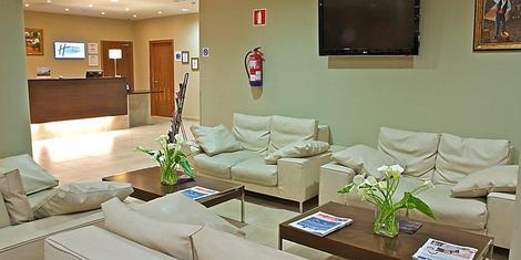 Espagne-Seville, Hôtel Holiday Inn Express Campo De Gibraltar barrios 3*