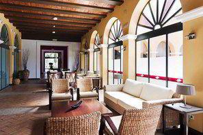 Espagne-Seville, Hôtel Isla Canela Golf 4*