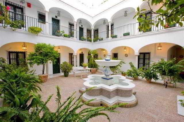 Espagne : Hôtel Los Helechos
