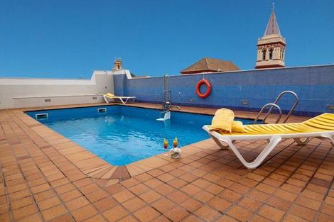 Espagne-Seville, Hôtel San Gil 4*