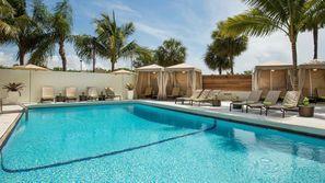 Etats-Unis-Miami, Hôtel Aloft Miami Dadeland 3*