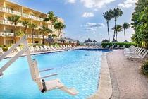 Etats-Unis-Miami, Hôtel Days Hotel Thunderbird Beach Resort 3*
