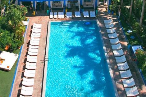 Etats-Unis-Miami, Hôtel Shore Club South Beach 5*