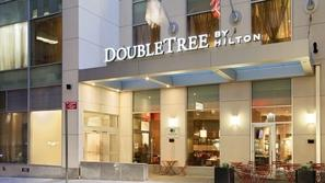 Etats-Unis-New York, Hôtel Doubletree Hotel Nyc Financial District 4*
