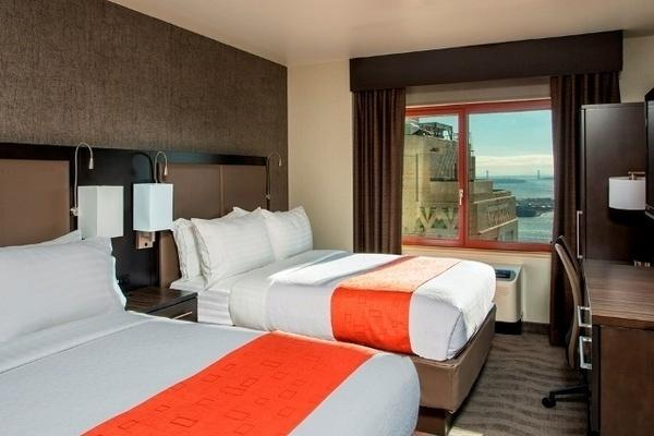 Hotel Holiday Inn Manhattan Financial District		3* New York Etats-Unis