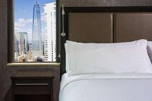 Etats-Unis-New York, Hôtel Holiday Inn Manhattan Financial District 3*