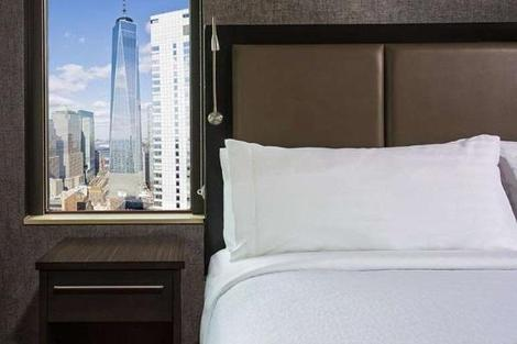 Etats-Unis-New York, Hôtel Holiday Inn Manhattan Financial District 3*