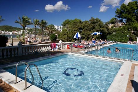 Formentera : Hôtel Ses Savines