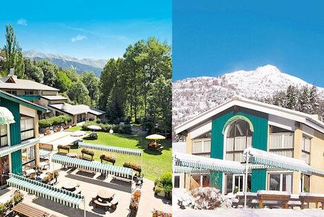 France Alpes : Club Vacances Bleues - Les Alpes d'Azur (LA SALLE LES ALPES)