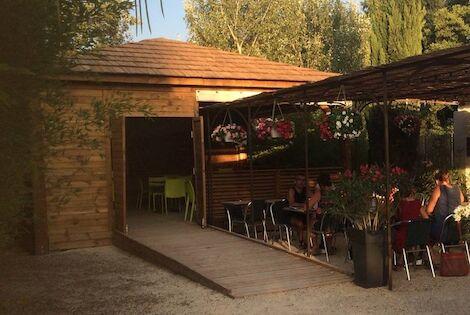 France Provence-Cote d Azur : Camping La Sorguette