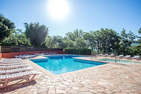 France Provence-Cote d Azur : Camping Les Philippons