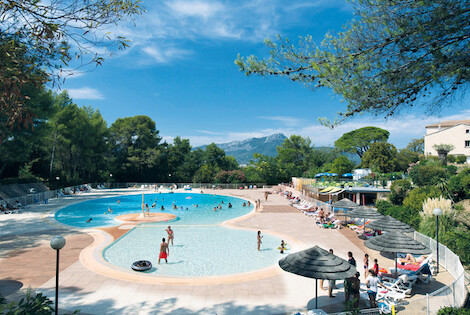 France Provence-Cote d Azur : Fram Résidence Club Hyères - Logement seul