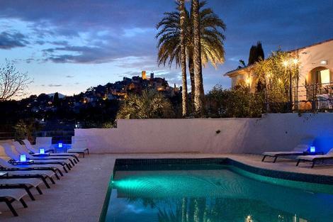 France Provence-Cote d Azur : Hôtel La Bastide De Biot