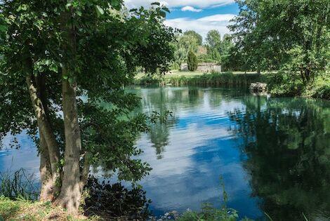 France : Camping du Chateau Vert