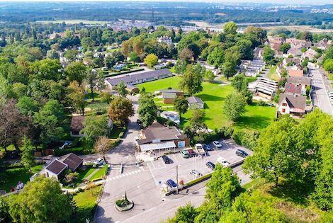 France : Camping le Parc de Paris