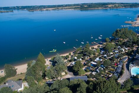 France : Camping Beau Rivage - Camping Sites et Paysages