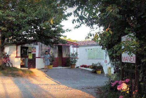 France : Camping Manex