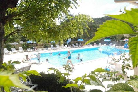 France : Camping La Castillonderie