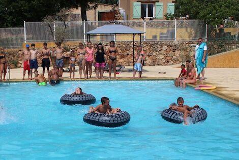 France : Camping Saint Lazare