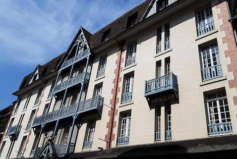 France : Résidence locative Goélia Le Castel Normand