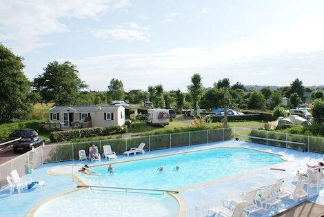 France : Camping La Gerfleur