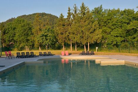 France : Camping Chanset